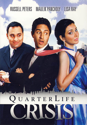 QuarterLife Crisis DVD Movie