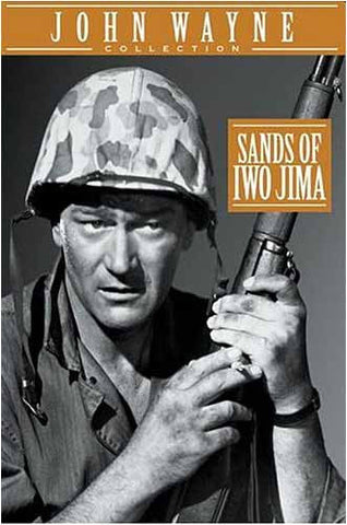 Sands of Iwo Jima - John Wayne DVD Movie