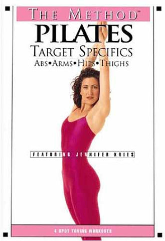 The Method Pilates - Target Specifics - Abs-Arms-Hips-Thighs DVD Movie