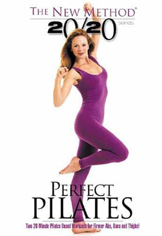 The New Method 20/20 - Perfect Pilates DVD Movie