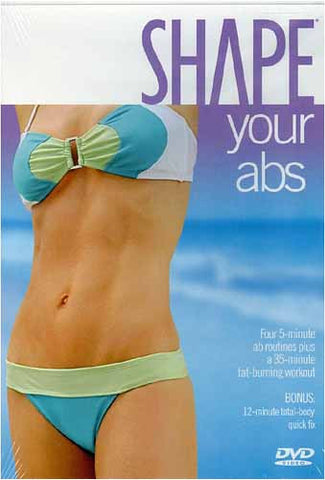 Shape Your Abs DVD Movie