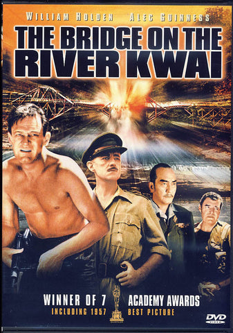 The Bridge on the River Kwai DVD Movie