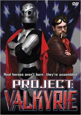Project Valkyrie DVD Movie