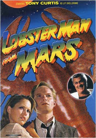 Lobster Man From Mars DVD Movie