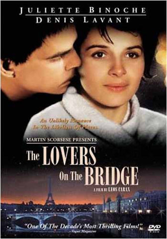 The Lovers on the Bridge DVD Movie