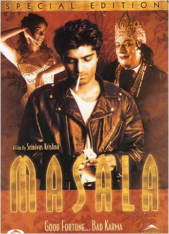 Masala (Special Edition) (Bilingual) DVD Movie