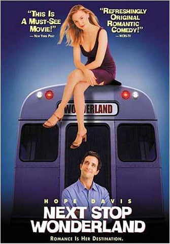 Next Stop Wonderland DVD Movie