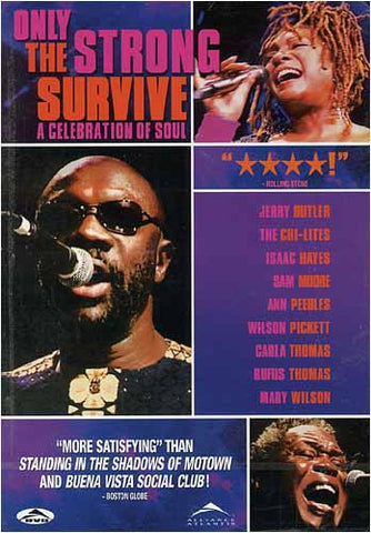 Only the Strong Survive - A Celebration of Soul DVD Movie