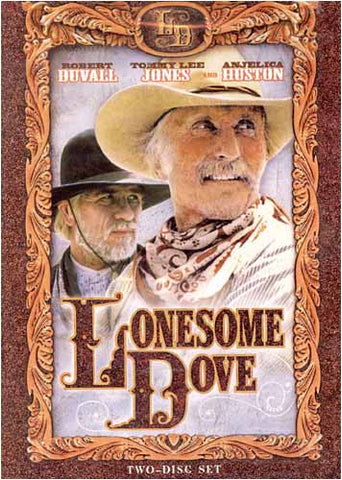 Lonesome Dove - Two Disc Set DVD Movie