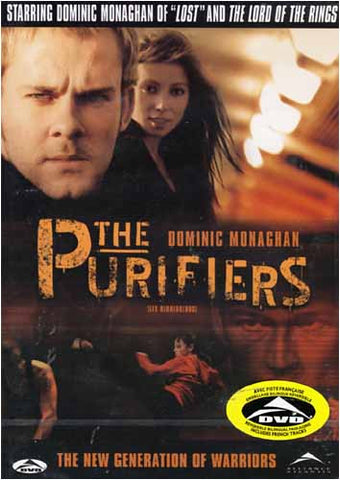 The Purifiers(Bilingual) DVD Movie