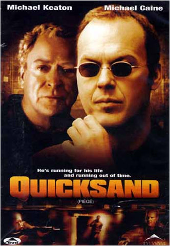 Quicksand (Michael Keaton) (Bilingual) DVD Movie