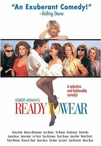 Ready to Wear DVD Movie