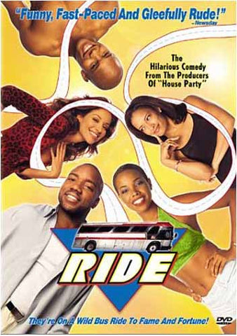Ride (Millicent Shelton) DVD Movie