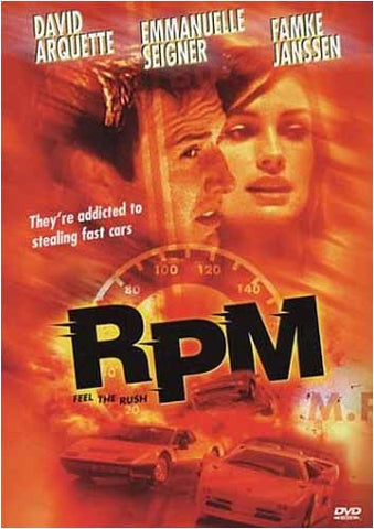 RPM DVD Movie