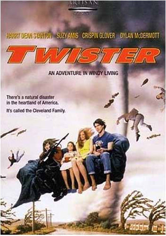 Twister DVD Movie