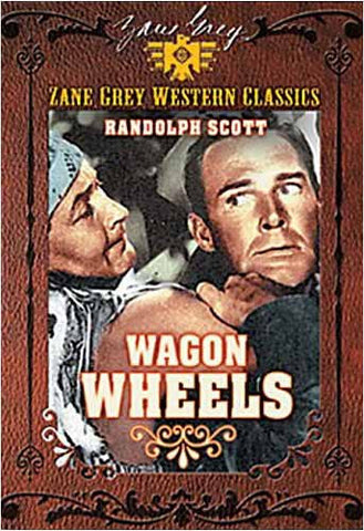 Wagon Wheels DVD Movie
