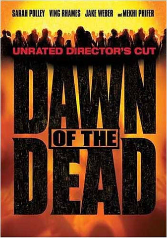 Dawn of the Dead (Full Screen Unrated Director's Cut) DVD Movie