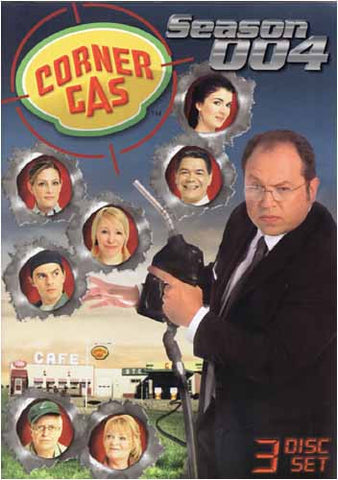 Corner Gas - Season 4 (Boxset) DVD Movie