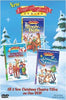 New Christmas Classic Series (Jingle Bells, We Wish you a Merry Christmas, O'Christmas Tree) DVD Movie