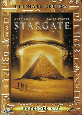 Stargate - Ultimate Edition, Extended Cut DVD Movie