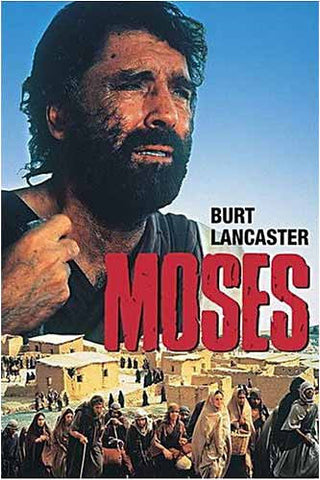 Moses (Burt Lancaster) (LG) DVD Movie