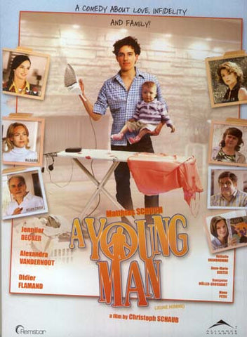 A Young Man/Jeune Homme DVD Movie