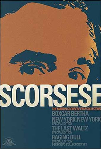 Scorsese - The Martin Scorsese Film Collection (Boxset) DVD Movie