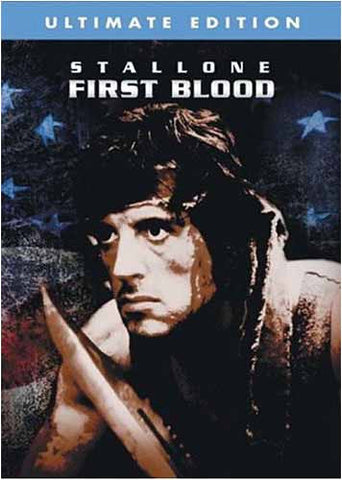 First Blood (Rambo) (Ultimate Edition) DVD Movie