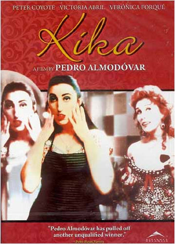 Kika DVD Movie