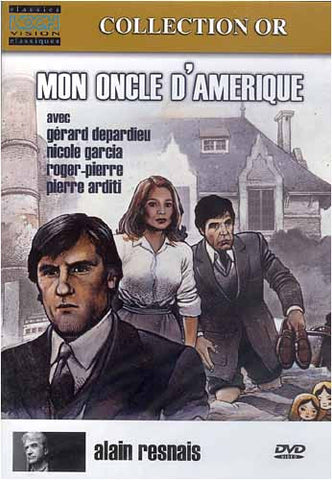 Mon oncle d Amerique DVD Movie