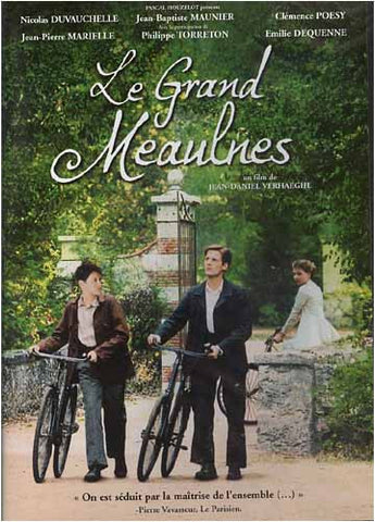 Le Grand Meaulnes DVD Movie