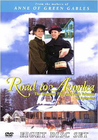 Road To Avonlea - The Complete Fifth and Sixth Volumes (Boxset) DVD Movie