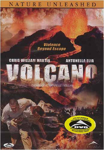 Volcano Disaster DVD Movie