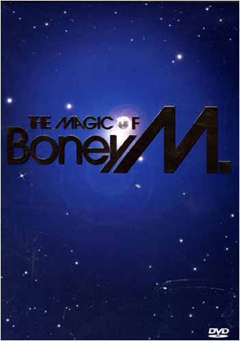 The Magic of Boney M. DVD Movie