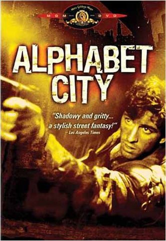 Alphabet City DVD Movie