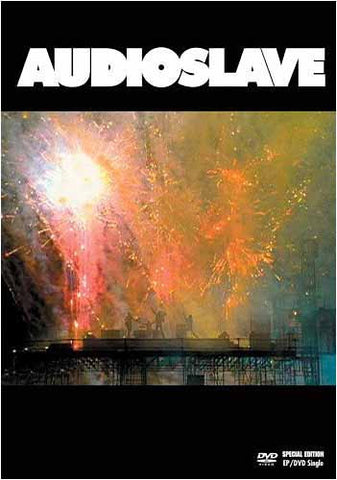 Audioslave - Special Edition DVD Movie
