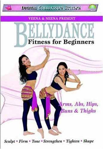 Bellydance - Fitness for Beginners - Arms, Abs, Hips, Buns & Thighs (Digital Collector's Edition) DVD Movie
