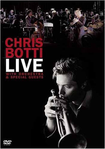 Chris Botti - Live - With Orchestra & Special Guests DVD Movie