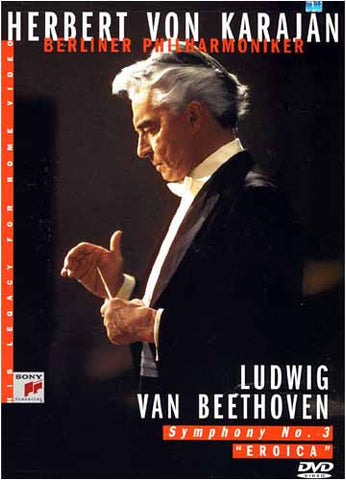 Herbert Von Karajan - Beethoven - Symphony 3 DVD Movie