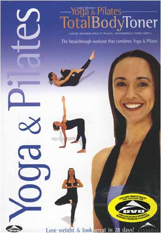 Louise Solomon's Yoga and Pilates - Total Body Toner DVD Movie
