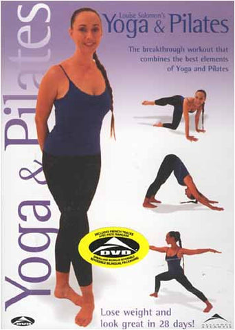 Louise Solomon's Yoga And Pilates DVD Movie