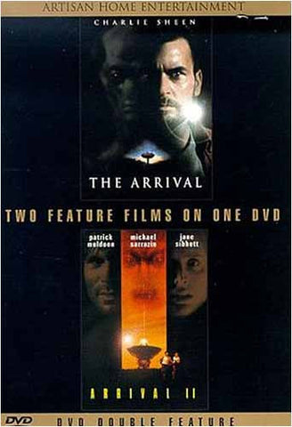 The Arrival / Arrival II - Double Feature DVD Movie