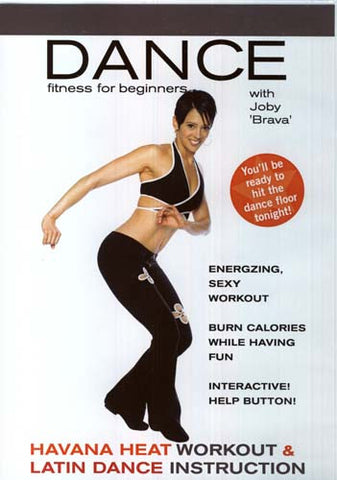 Dance Fitness for Beginners - With Joby Brave DVD Movie
