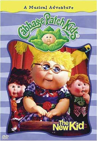 Cabbage Patch Kids - Vol. 4 - The New Kid DVD Movie