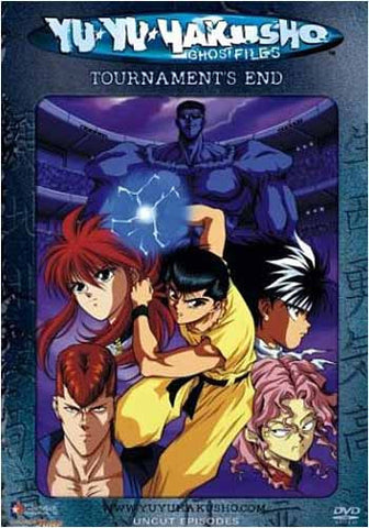 Yu Yu Hakusho Ghost Files - Volume 19: Dark Tournament - Tournament's End (Uncut) DVD Movie