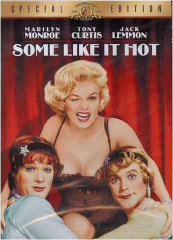 Some Like it Hot (Special Edition) DVD Movie