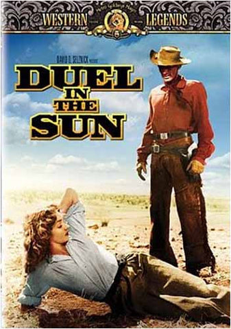 Duel In The Sun (Western Legends) DVD Movie