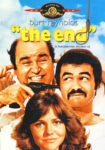 The End (Burt Reynolds) (MGM) (Bilingual) DVD Movie