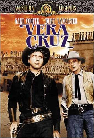 Vera Cruz (MGM) DVD Movie