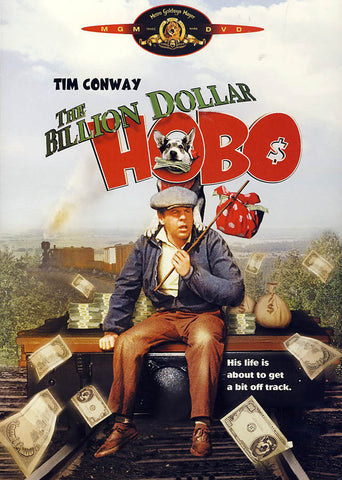 The Billion Dollar Hobo (GM) DVD Movie